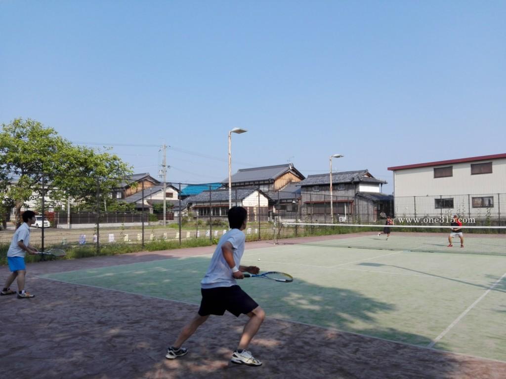 プラスワンソフトテニス 滋賀県近江八幡市