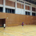 ソフトテニス練習会 2016/05/24 火曜日