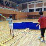 ソフトテニス+1練習会 2016/05/30