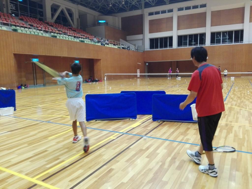 ソフトテニス+1練習会 2016/05/30 滋賀県 近江八幡市