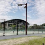 三重県鈴鹿市・三重交通スポーツの杜鈴鹿テニスコート
