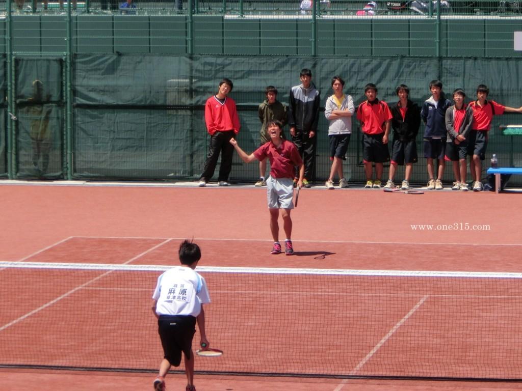 高校ソフトテニス 滋賀県春季大会2016(インターハイ予選)