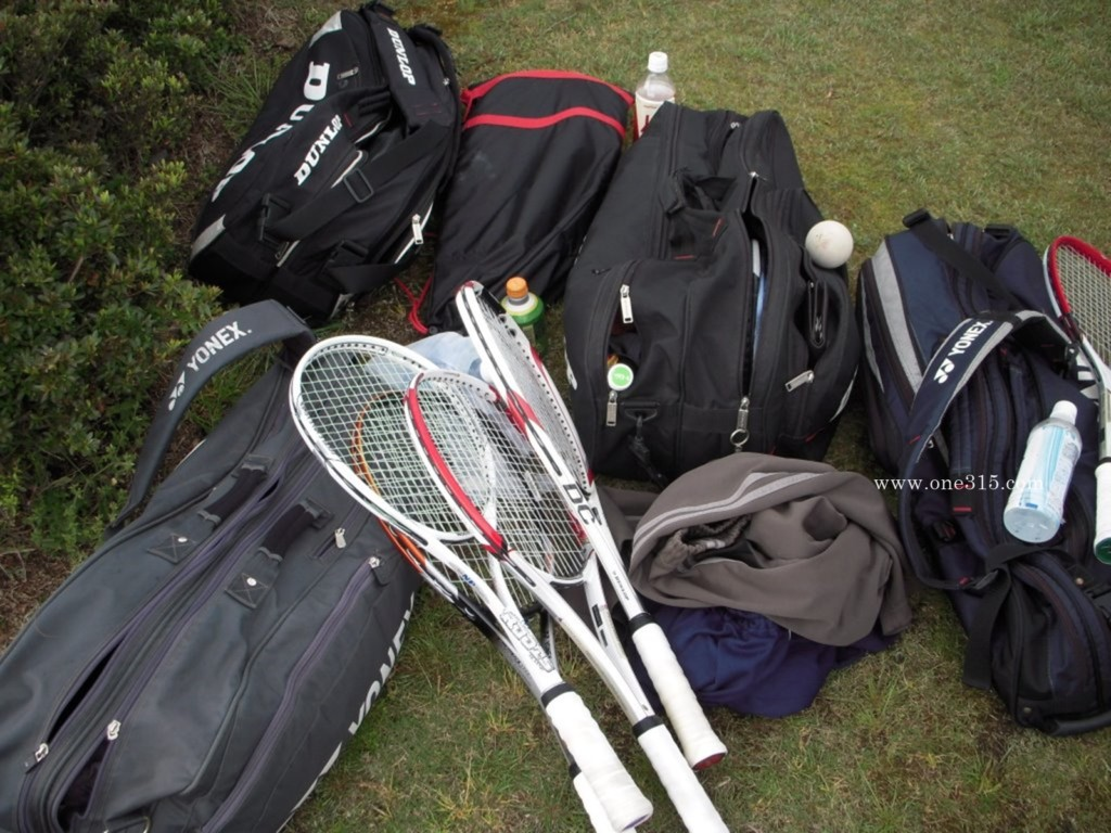 滋賀県ソフトテニス 野洲市大会・春2009