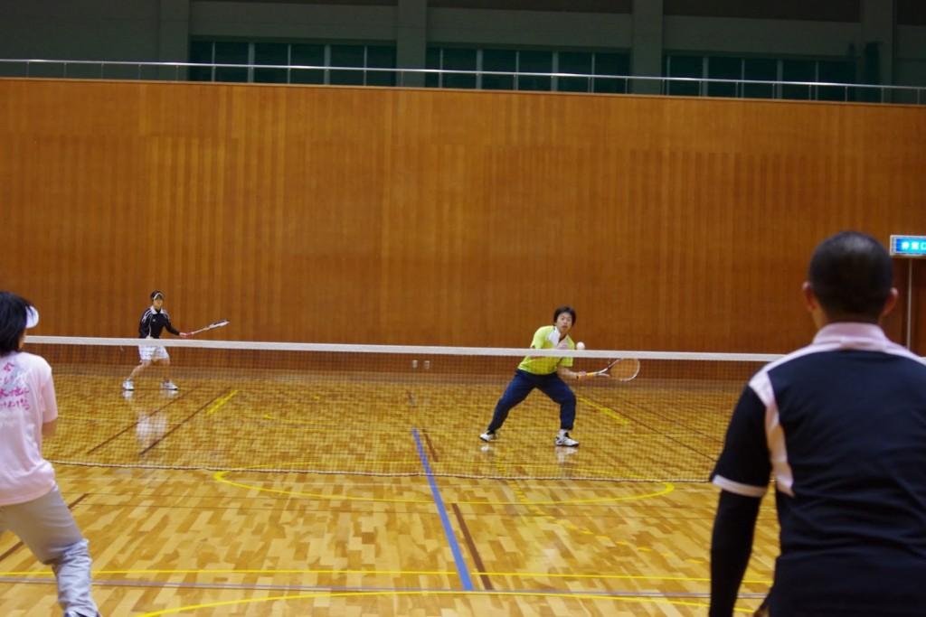 第三回one315ソフトテニスぷち大会