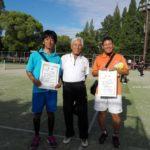 大阪府のとあるソフトテニス大会2016