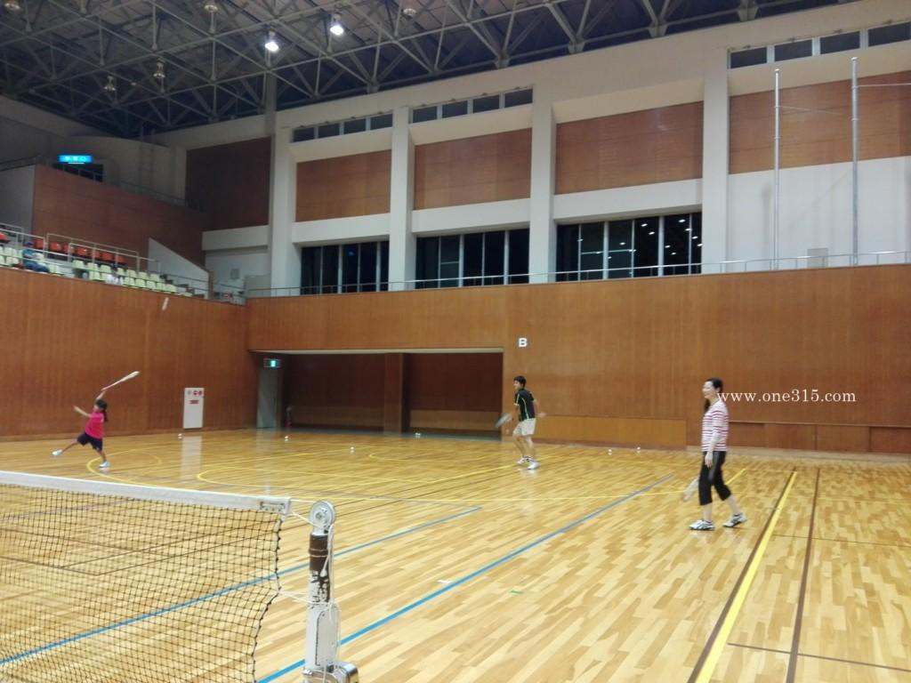プラスワン・ソフトテニス練習会 2016/06/07 滋賀県近江八幡市