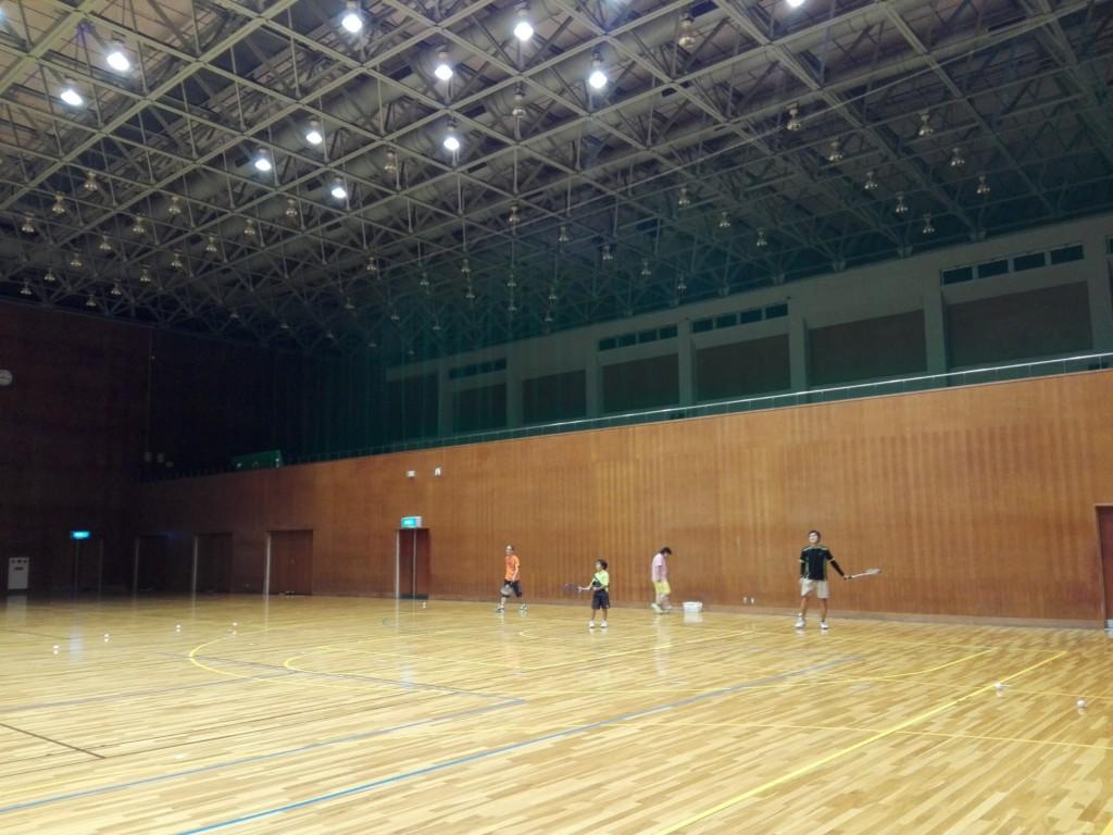 プラスワン・ソフトテニス練習会 2016/06/21