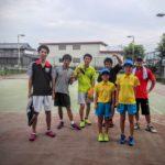 プラスワン・ソフトテニス練習会 2016/06/26(日)