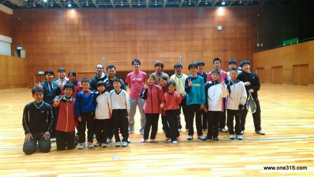 ソフトテニス・プチ大会