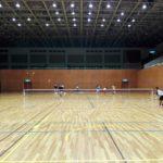 プラスワン・ソフトテニス練習会 2016/07/12
