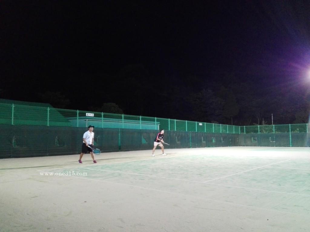 滋賀県蒲生郡竜王町ドラゴンハット ソフトテニス