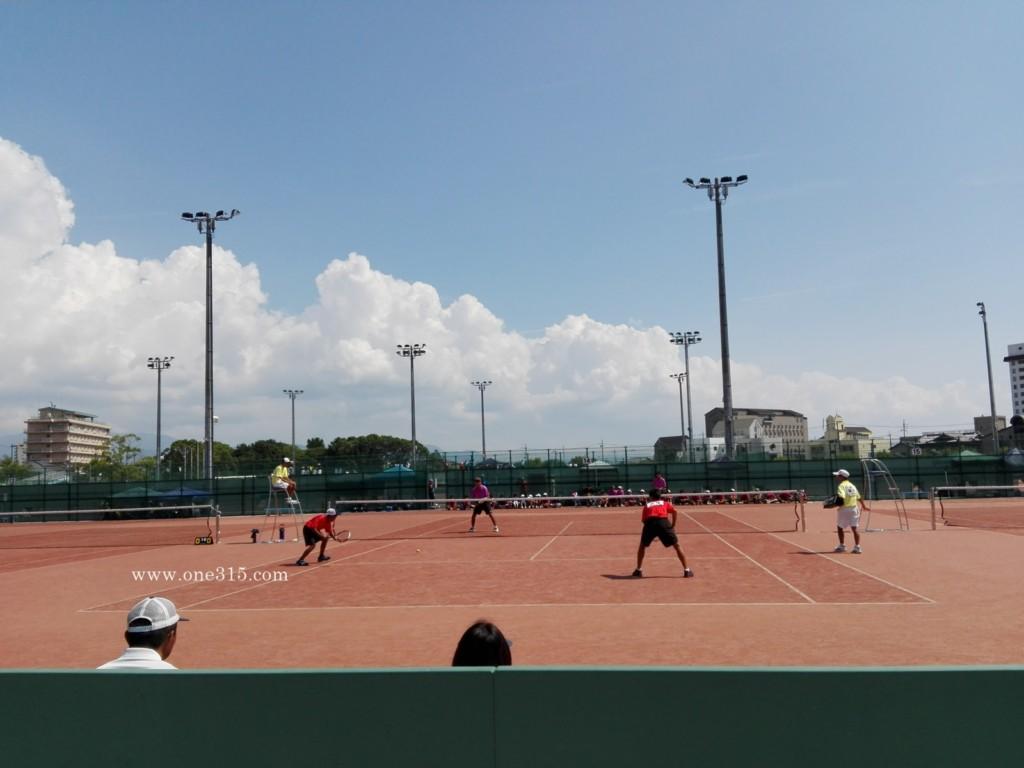 滋賀県中学ソフトテニスブロック大会