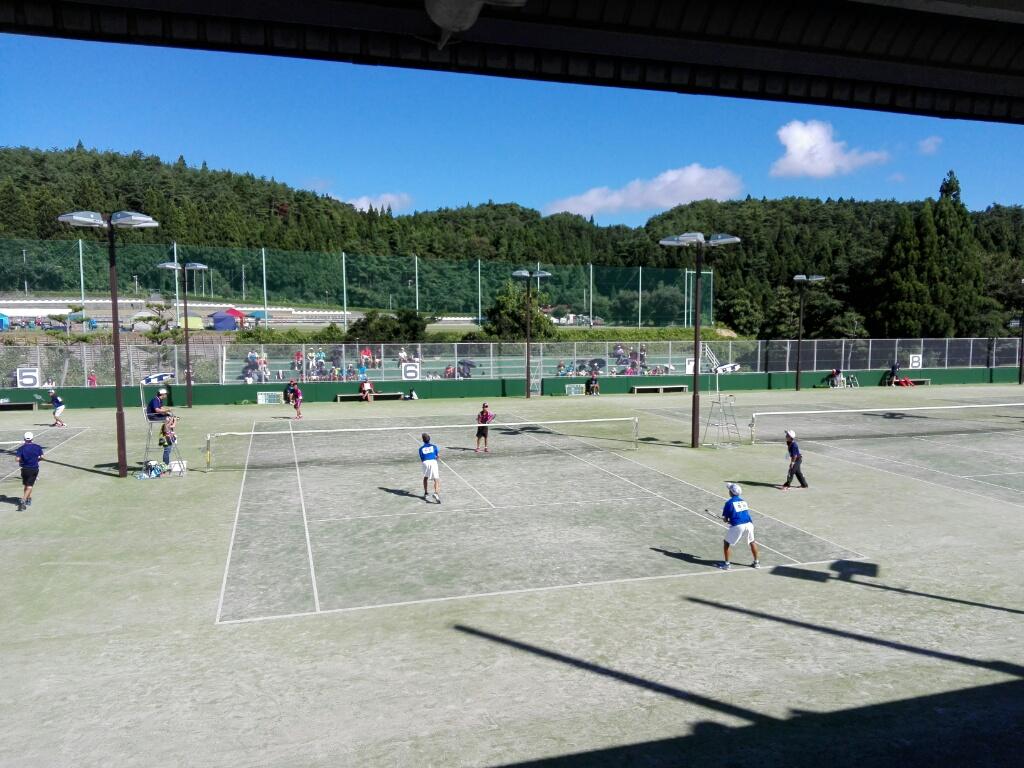 中学ソフトテニス 全中2016[結果・動画]