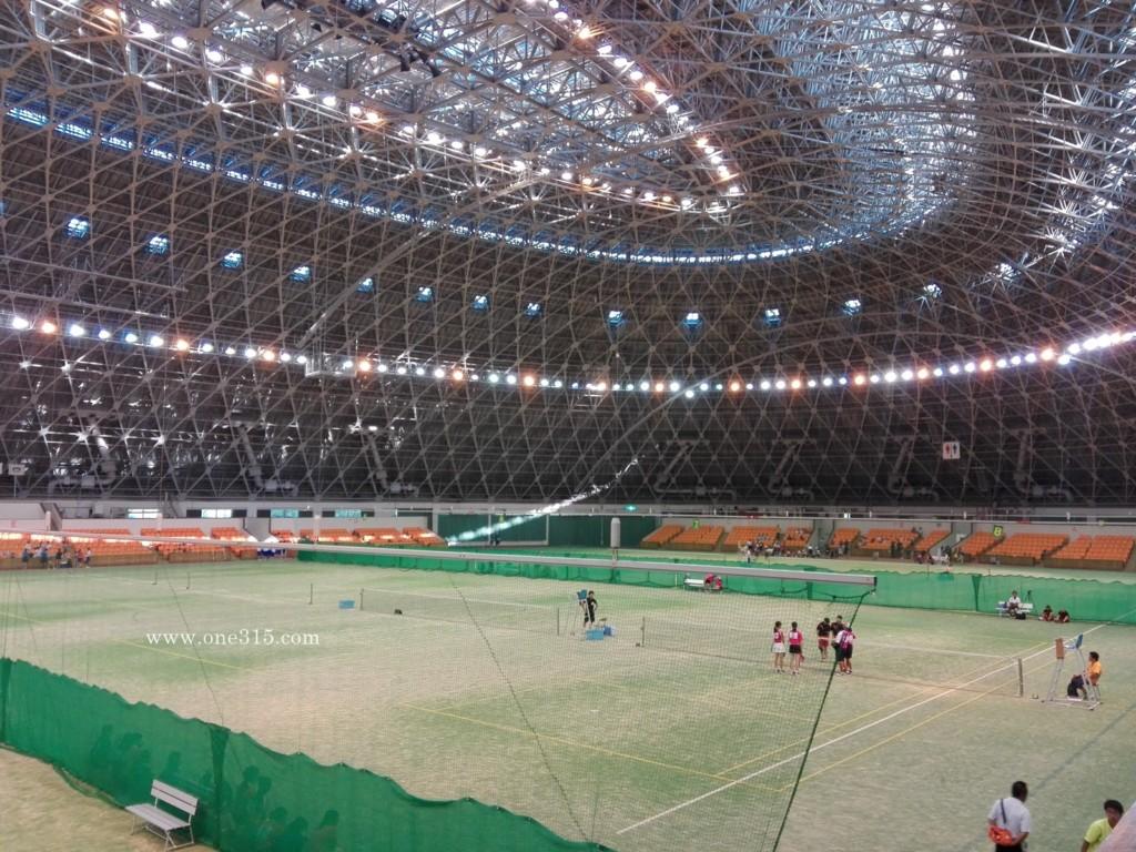 滋賀県中学生ソフトテニス