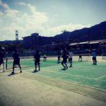 プラスワン・ソフトテニス 個別練習会 2016/08/12