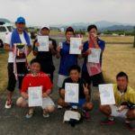 滋賀県野洲市ソフトテニス大会・夏の団体戦2016