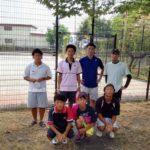プラスワン・ソフトテニス練習会 2016/08/15(月)