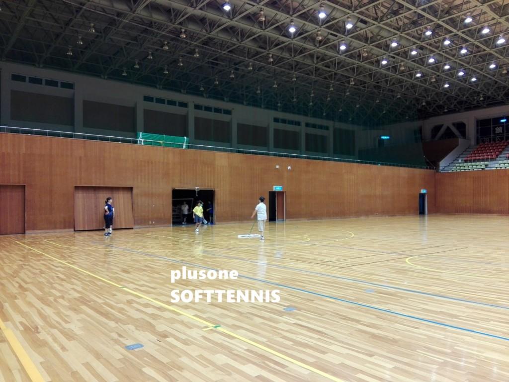 ソフトテニス プラスワン 滋賀県 個別練習会
