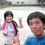 プラスワン・ソフトテニス練習会 2016/09/12(月)