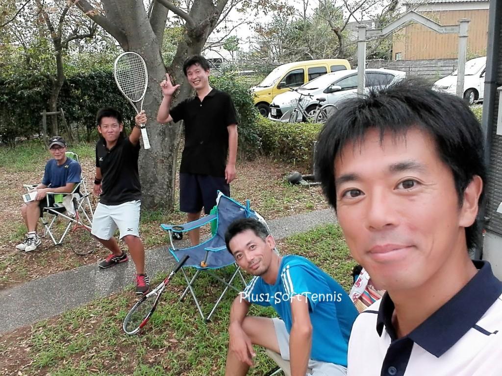 プラスワンコート ソフトテニス 滋賀県 練習会 平日