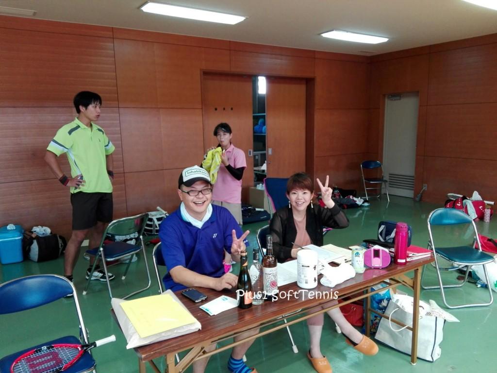きさんじ 活気厨房きさんじ ソフトテニス 滋賀県近江八幡市 SoftTennis