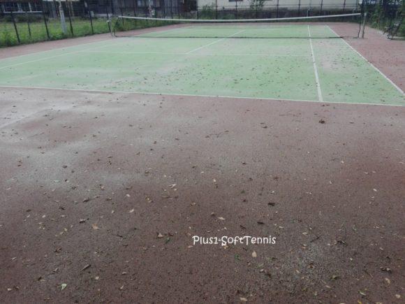 プラスワン ソフトテニス 滋賀県近江八幡市 テニスコート