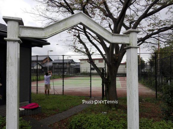 プラスワン ソフトテニス 滋賀県近江八幡市 テニスコート 平日練習