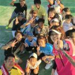 第三回ソフトテニつ部ソフトテニス合宿2016滋賀高島市