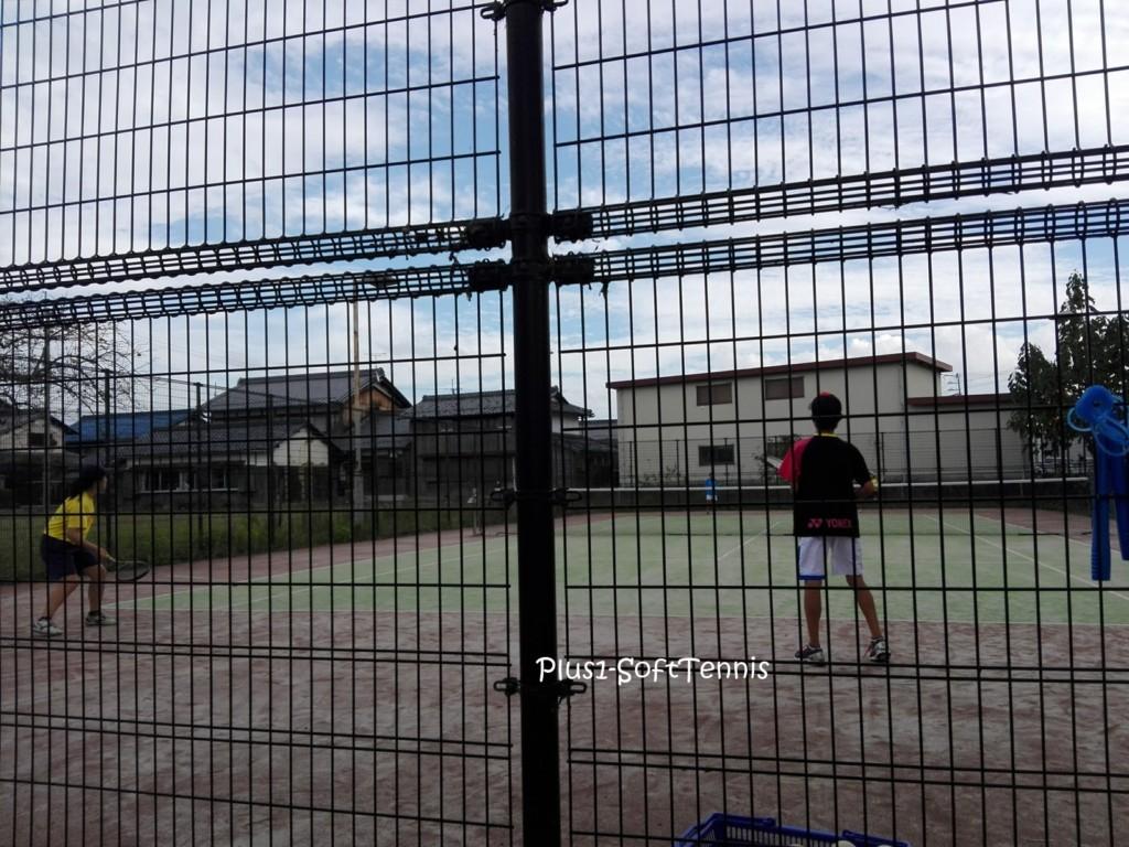 プラスワン・ソフトテニス練習会