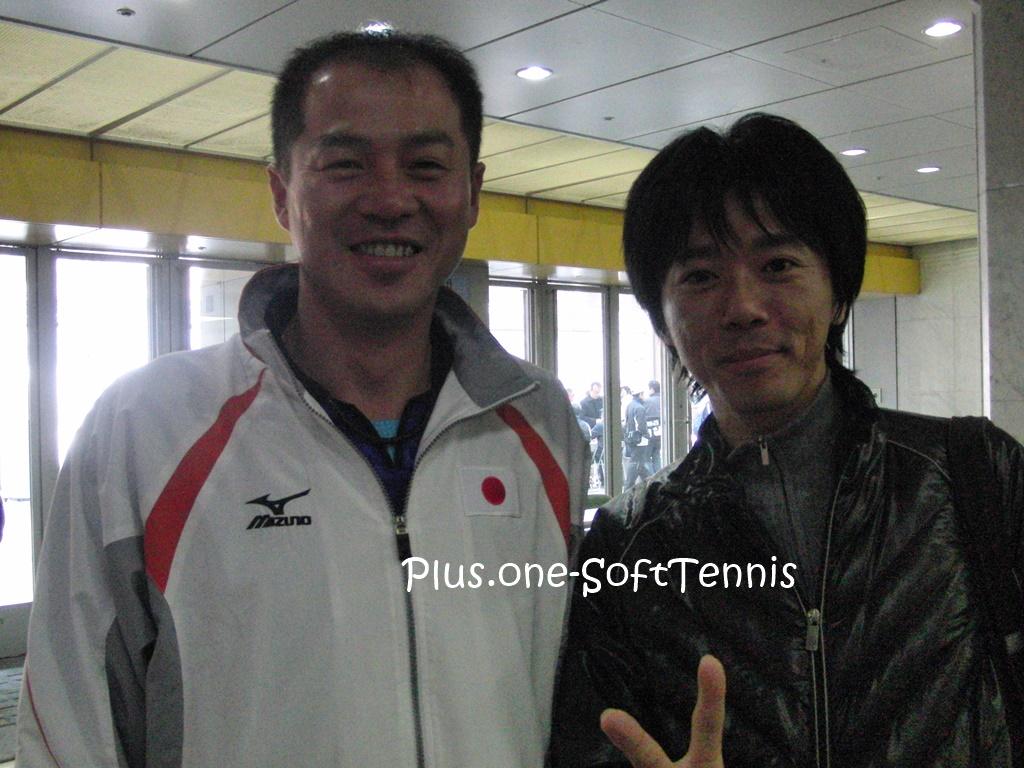 全日本ソフトテニスインドア2011[結果・動画]中堀選手
