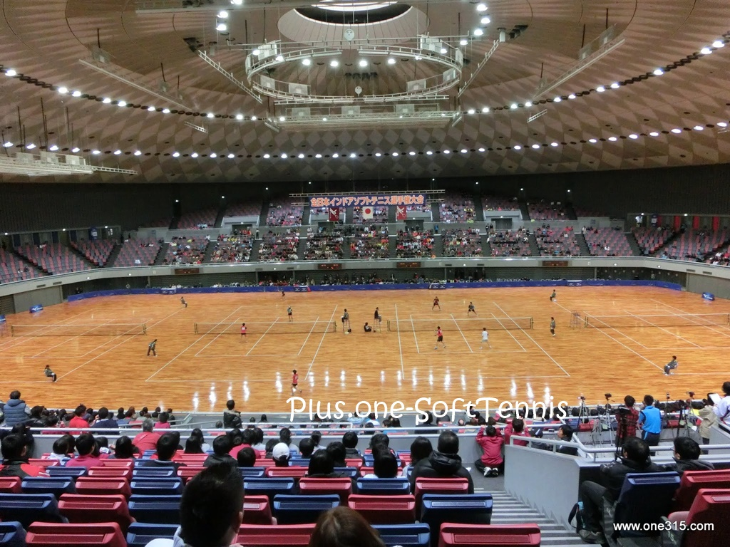 全日本ソフトテニスインドア選手権2013[結果・動画]