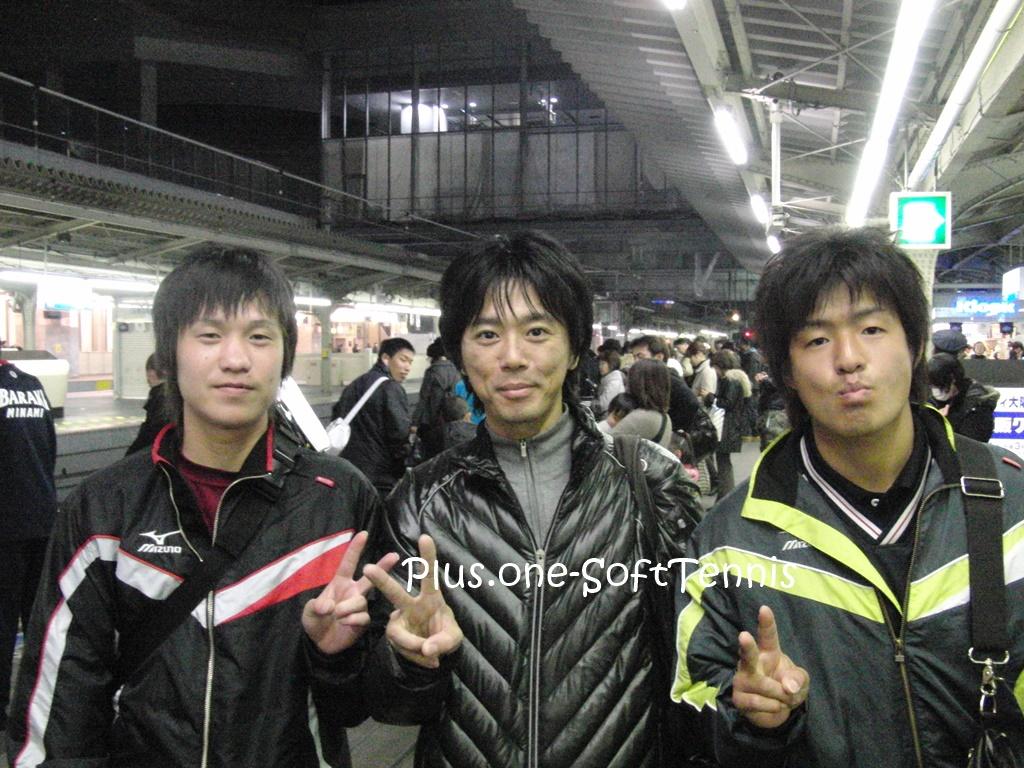 全日本ソフトテニスインドア2011[結果・動画]早川・向井