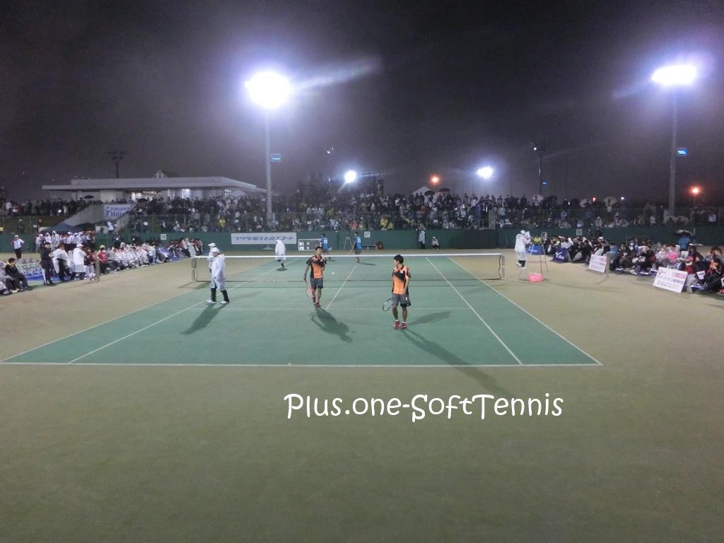 アジアソフトテニス選手権2016@千葉県