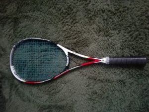 レーザーラッシュ7vカスタム ヨネックス ソフトテニスラケット
