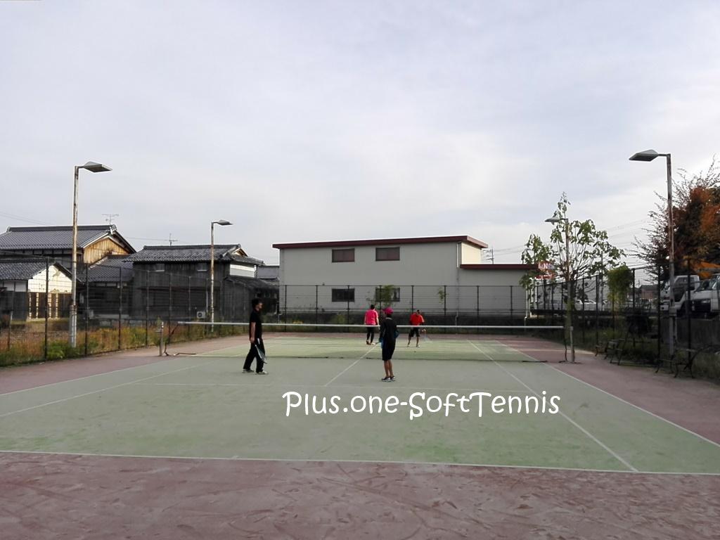 プラスワン・ソフトテニス練習会 2016/11/13(日)
