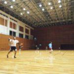 プラスワン・ソフトテニス練習会 2016/10/29(火)
