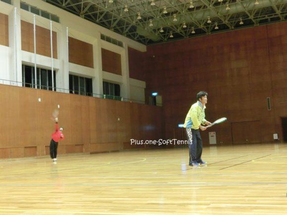 ソフトテニス・プチ大会「年齢制限」