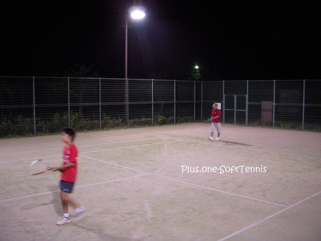 ソフトテニス交流戦「チーム見聞録」