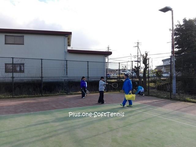ソフトテニス講習会・間庭塾 in滋賀県近江八幡市 2016/12/10(土)