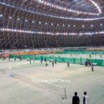 滋賀県ソフトテニス 県インドア選手権2016