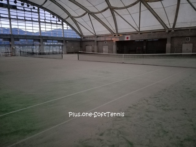 プラスワン・ソフトテニス練習会 2016/12/14(水)