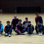 プラスワン・ソフトテニス練習会 2016/12/20(火)