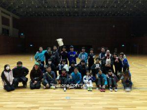プラスワン・プチ大会 団体戦 2016/12/23