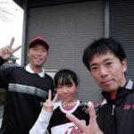 プラスワン・ソフトテニス練習会 2016/12/27(火)