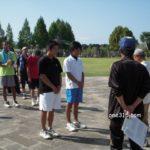 滋賀県東近江市市長杯ソフトテニス大会2009
