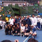 A NEW STEP!2010 テニス・車椅子テニス・ソフトテニス合同イベント