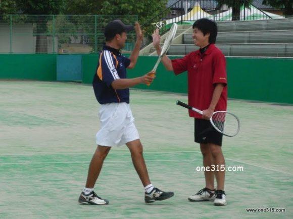 福井県越前市ソフトテニス秋季大会2010