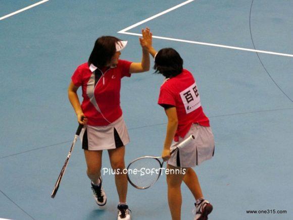 ソフトテニス全日本社会人学生対抗戦2013[結果・動画]