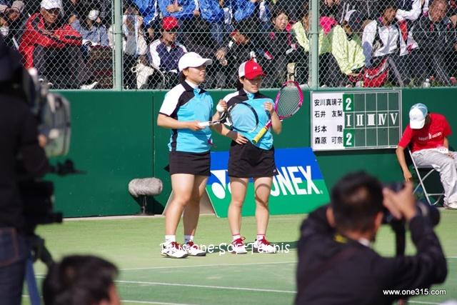 ソフトテニス全日本選手権2011 天皇杯・皇后杯[結果・動画]