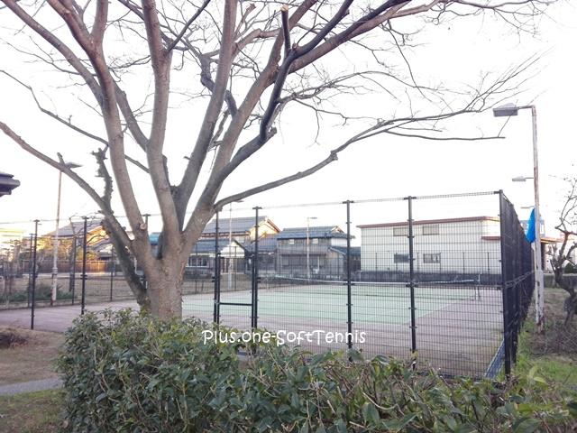 プラスワン・ソフトテニス練習会 2017/01/06(金)
